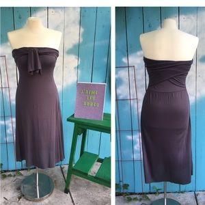 Flux Nouveau Strapless Lightweight Dress